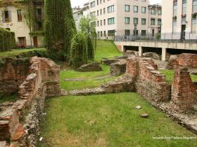 Scavi Archeologici Palazzo Imperiale
